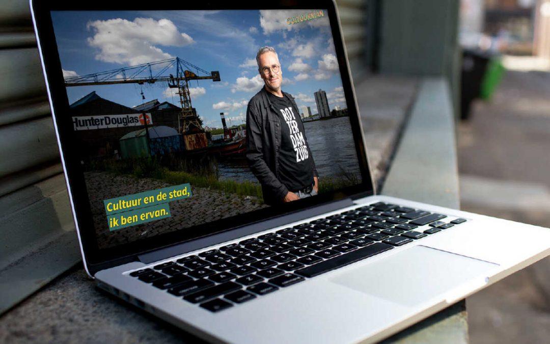 Cultuurman website