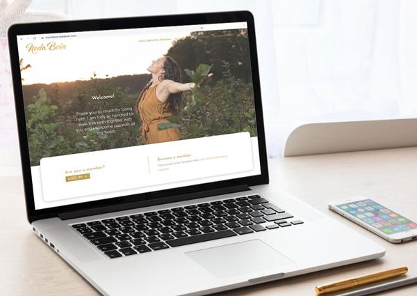 Neda Boin members website